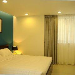 Minh Khang Hotel 3* Стандартный номер с двуспальной кроватью