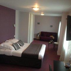 Отель Hostellerie Excalibur Сомюр комната для гостей фото 2