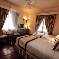 Du Parc Hotel Dalat 4* Улучшенный номер с различными типами кроватей фото 3