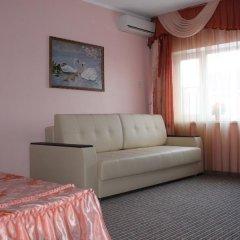 Гостиница Приморская Стандартный номер с различными типами кроватей фото 14