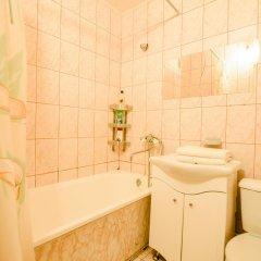 Апартаменты Apartments Marusia na Avtozavodskom Shosse 39 ванная