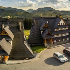 Отель Apartamenty Widokowy Tatry Zakopane Косцелиско парковка