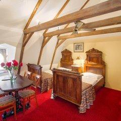 Hotel Waldstein 4* Номер Делюкс с различными типами кроватей фото 4