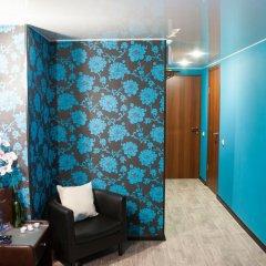 Мини-отель Перина Инн на Белорусской Номер Делюкс