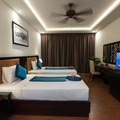 Pearl River Hoi An Hotel & Spa 3* Номер Делюкс с различными типами кроватей фото 7