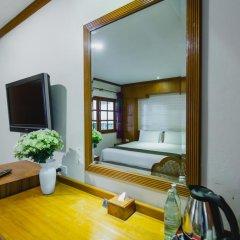Отель Thanthip Beach Resort 3* Стандартный номер с различными типами кроватей фото 4