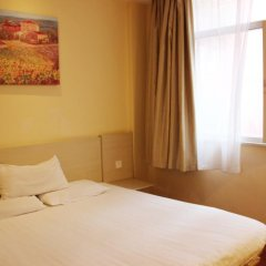 Отель Hanting Express Lingxiao Square 2nd Branch комната для гостей фото 4