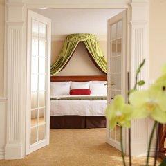 Vienna Marriott Hotel 5* Представительский люкс с различными типами кроватей