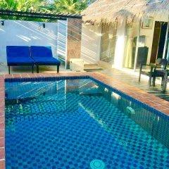 Отель Lawana Escape Beach Resort 3* Бунгало Премиум с различными типами кроватей фото 6