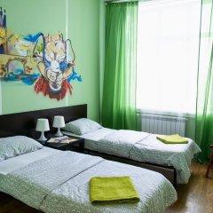 Хостел Европа Номер с общей ванной комнатой с различными типами кроватей (общая ванная комната) фото 37