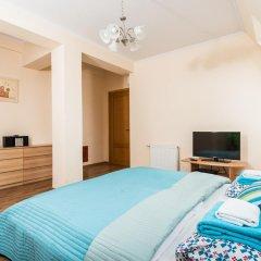 Отель LeoApart Апартаменты с различными типами кроватей фото 10