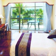 Sanya South China Hotel 4* Стандартный номер с различными типами кроватей фото 4