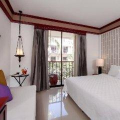 Отель New Patong Premier Resort 3* Улучшенный номер с двуспальной кроватью фото 5