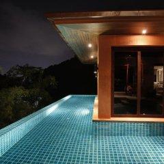 Отель Korsiri Villas 4* Вилла Премиум с различными типами кроватей фото 5