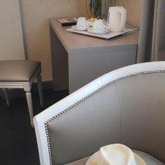Отель The Originals des Orangers Cannes (ex Inter-Hotel) Франция, Канны - отзывы, цены и фото номеров - забронировать отель The Originals des Orangers Cannes (ex Inter-Hotel) онлайн удобства в номере фото 2