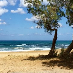 Hotel Anna Apartments пляж фото 2