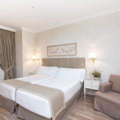 Hotel Atlántico 4* Номер Делюкс с различными типами кроватей фото 9