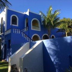 Отель Hacienda San Pedro Nohpat 3* Люкс с различными типами кроватей фото 2