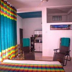 Отель Villa Baywatch Rumassala 3* Студия Делюкс с различными типами кроватей фото 3