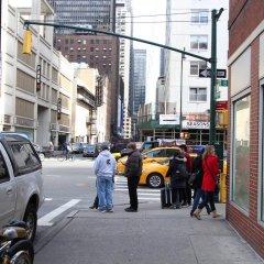 Апартаменты Times Square Studio спортивное сооружение