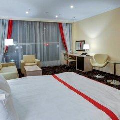 Принц Парк Отель 4* Студия с различными типами кроватей фото 22