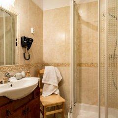Отель Apartamenty Tatra club Centrum ванная
