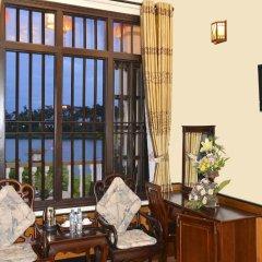 Отель Huy Hoang River 3* Номер Делюкс фото 7