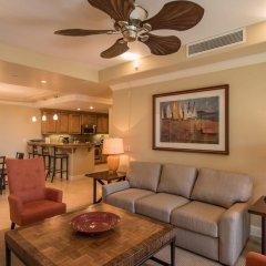 Отель Dolphin Bay Resort and Spa 4* Люкс с различными типами кроватей