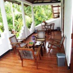 Отель Sheen Home stay Шри-Ланка, Пляж Golden Mile - отзывы, цены и фото номеров - забронировать отель Sheen Home stay онлайн балкон