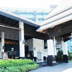 Отель Baan Bangsaray Condo Банг-Саре бассейн фото 3