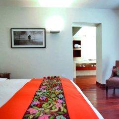 Belmond Hotel Rio Sagrado 5* Номер Делюкс с различными типами кроватей фото 3