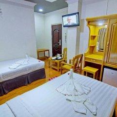 Myat Nan Yone Hotel 3* Улучшенный номер с 2 отдельными кроватями фото 5