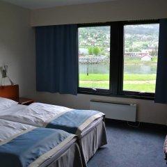 Отель Stryn Hotell 3* Стандартный номер с двуспальной кроватью фото 4