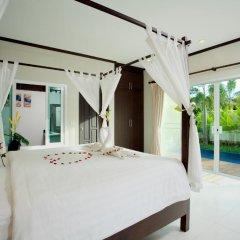 Отель Modern Thai Villa Rawai 4* Вилла с различными типами кроватей фото 7