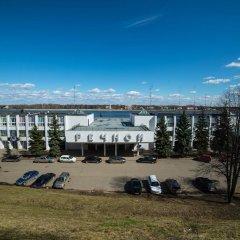 Отель Парус Ярославль парковка