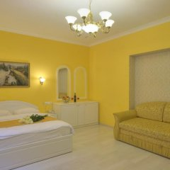 Гостиница KievInn 2* Люкс с различными типами кроватей фото 14