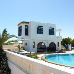 Отель Amphora Menzel Тунис, Мидун - отзывы, цены и фото номеров - забронировать отель Amphora Menzel онлайн бассейн