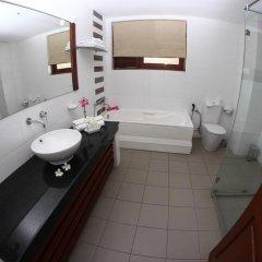 Отель Kamili Beach Villa ванная фото 2