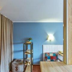Арт-Отель Карелия 4* Студия с различными типами кроватей фото 14