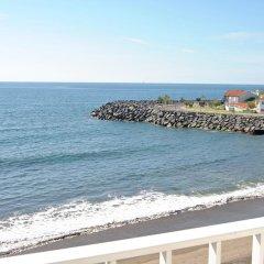 Отель Apartamentos 3 Praias Понта-Делгада пляж