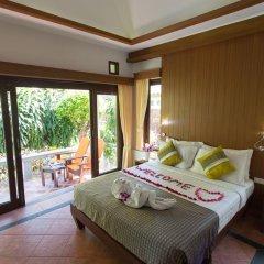 Отель Samui Honey Cottages Beach Resort 3* Номер Делюкс с различными типами кроватей фото 6