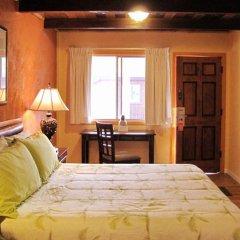 Отель Coast Inn and Spa Fort Bragg 2* Стандартный номер с различными типами кроватей фото 4