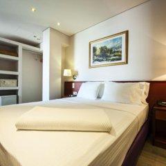 Отель Piraeus Dream 2* Стандартный номер с двуспальной кроватью фото 16
