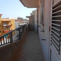 Отель Giusi Vacanze Поццалло балкон