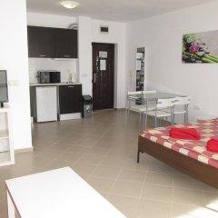 Отель Aparthotel Cote D'Azure 3* Студия Эконом с различными типами кроватей фото 12