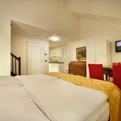 Hotel Leon D´Oro 4* Стандартный номер с различными типами кроватей фото 11