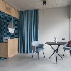 Placid Hotel Design & Lifestyle Zurich 4* Апартаменты с различными типами кроватей фото 15