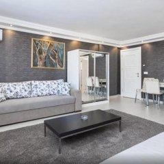 Отель Defne Suites Апартаменты с различными типами кроватей фото 34
