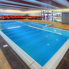 Отель Sunny Австрия, Хохгургль - отзывы, цены и фото номеров - забронировать отель Sunny онлайн бассейн