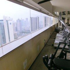 Baiyun Hotel Guangzhou фитнесс-зал фото 2